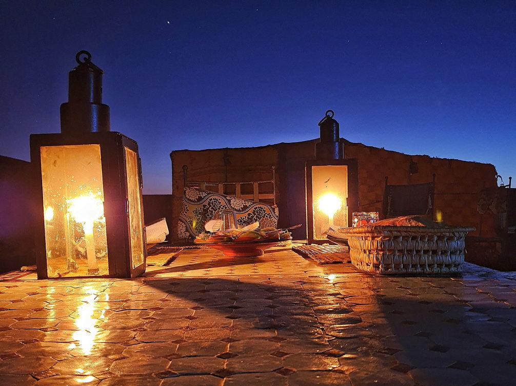 Zagora Desert Camp Morocco