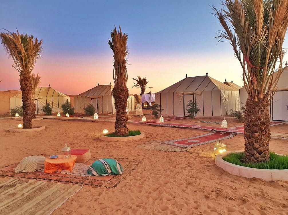 7-Day Marrakech & Desert Tour Morocco 430€ • Join a Group 7