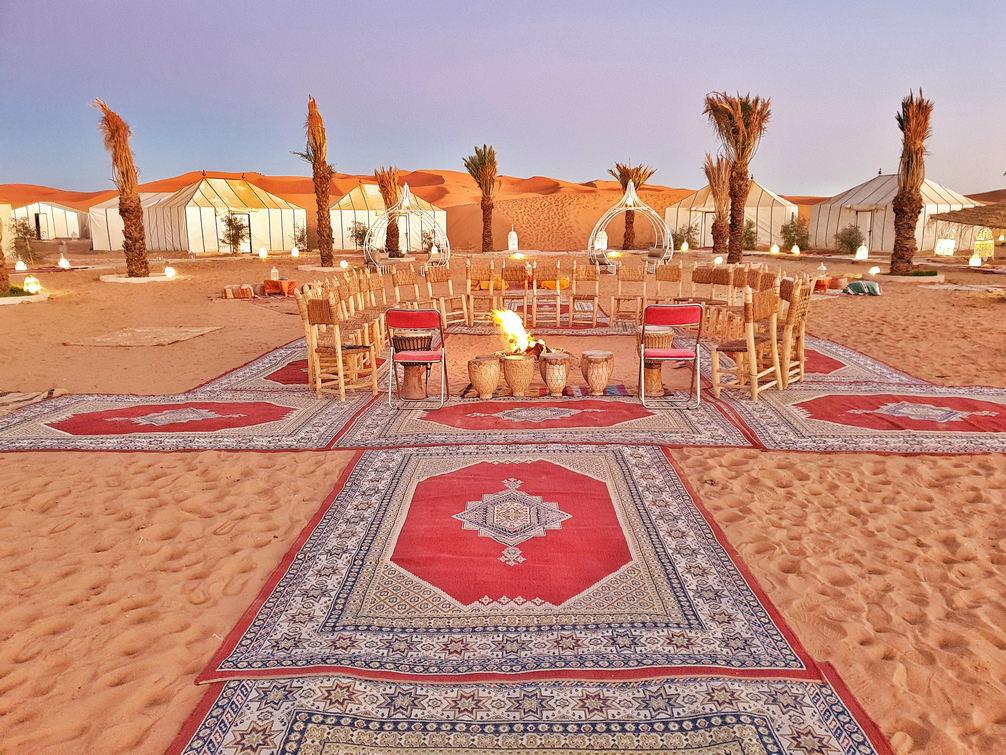 7-Day Marrakech & Desert Tour Morocco 430€ • Join a Group 5