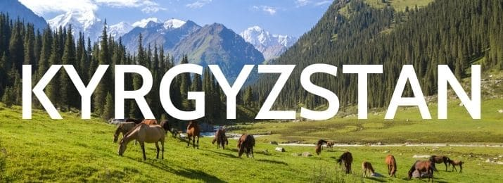 9-Day Travel To Kyrgyzstan