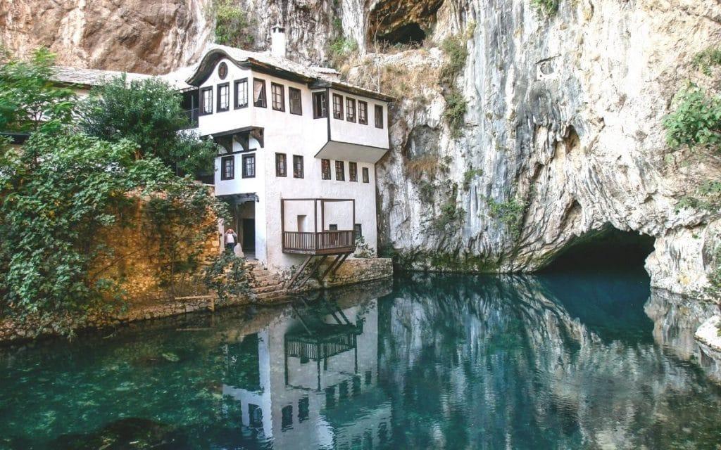 Blagaj Bosnia and Herzegovina