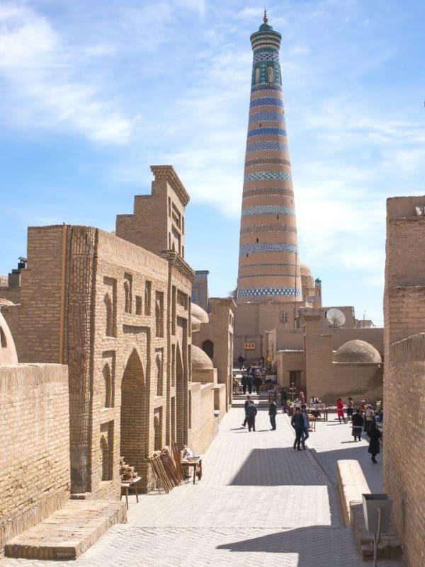 13-Day Travel to Uzbekistan