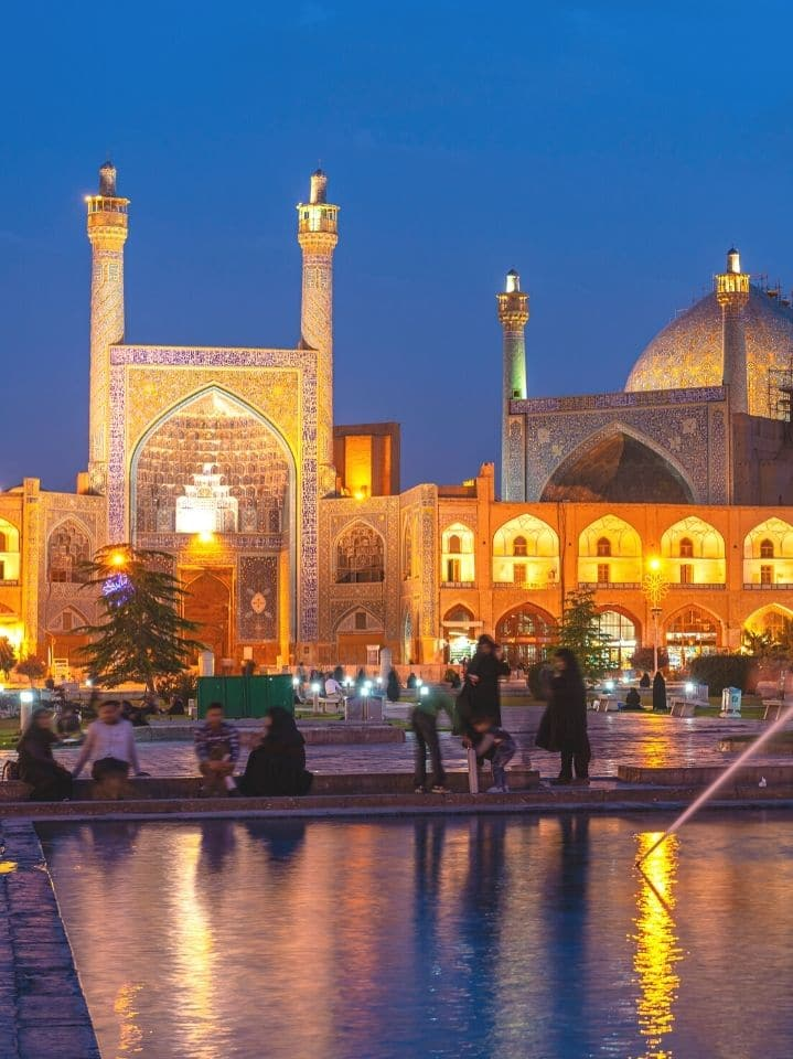 14-Day Travel to Iran
