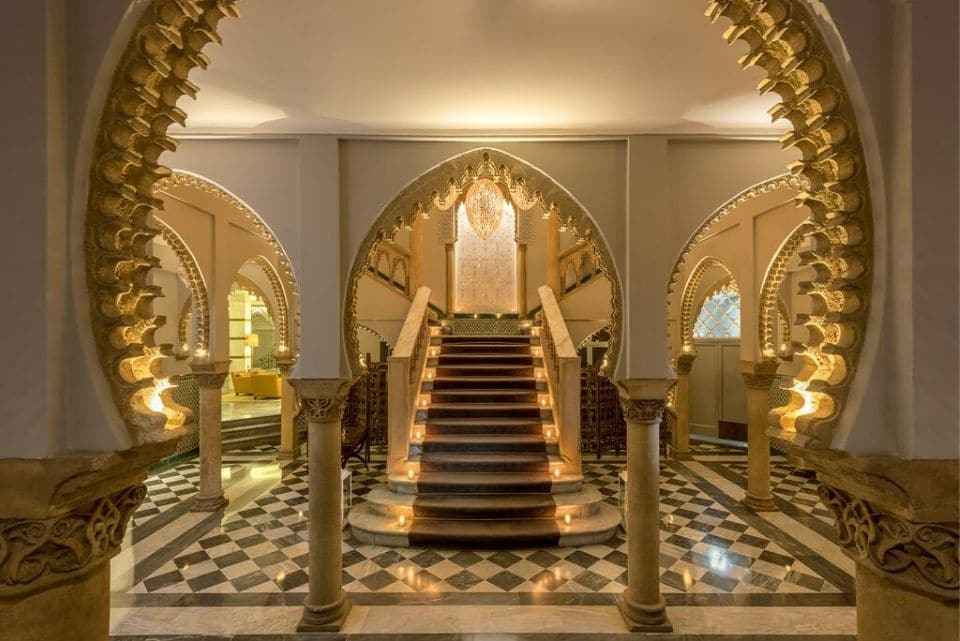 5 Star Hotel in Rabat