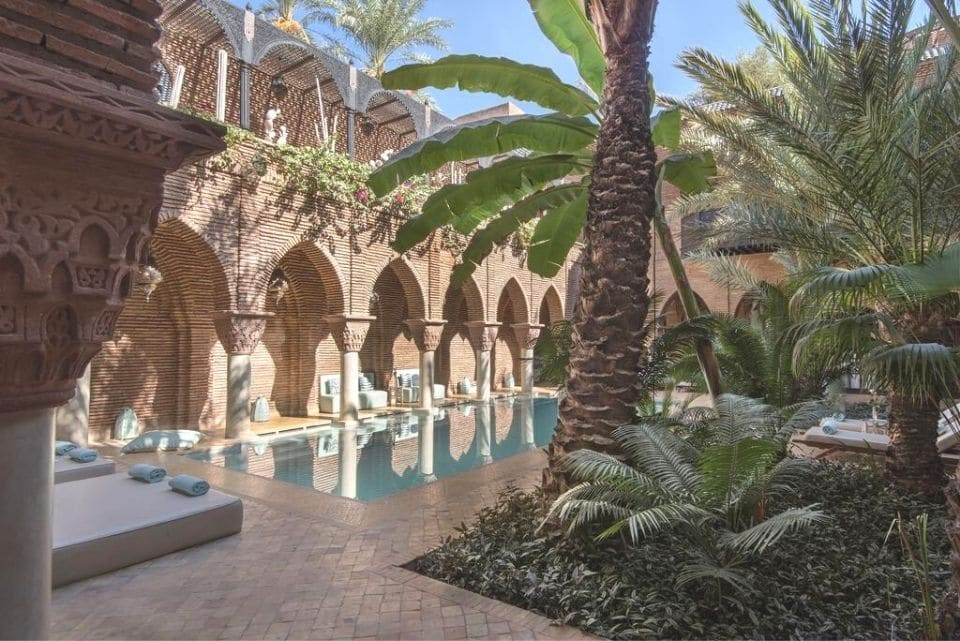 5 star hotel in Marrakech