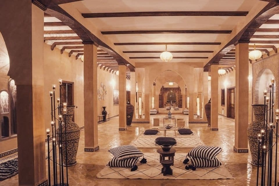 5 star hotel in Merzouga