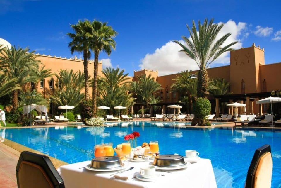5 star hotel in Ouarzazate