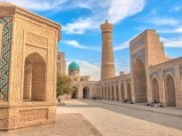 8-Day Travel to Uzbekistan