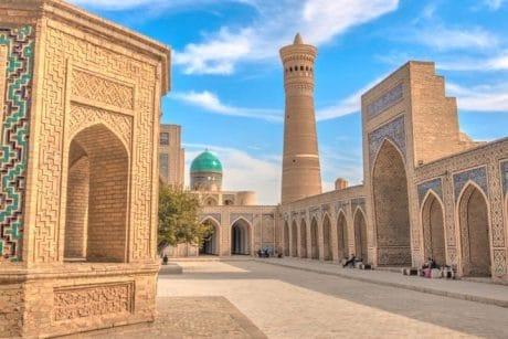 8-Day Travel to Uzbekistan