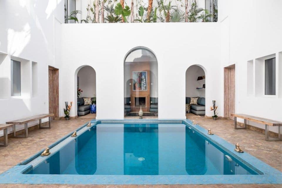 Deluxe Hotel in Rabat