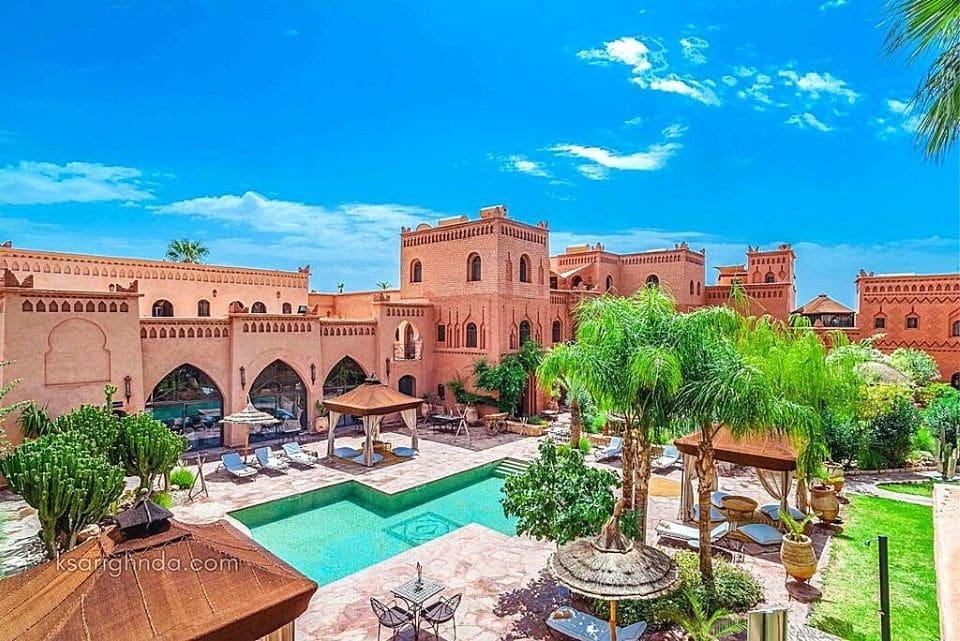 Deluxe hotel in Ouarzazate