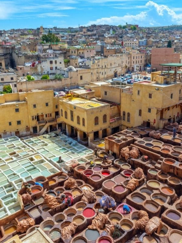 8-Day Travel to Morocco Classic Tour - Imperial cities and desert Fes Morocco