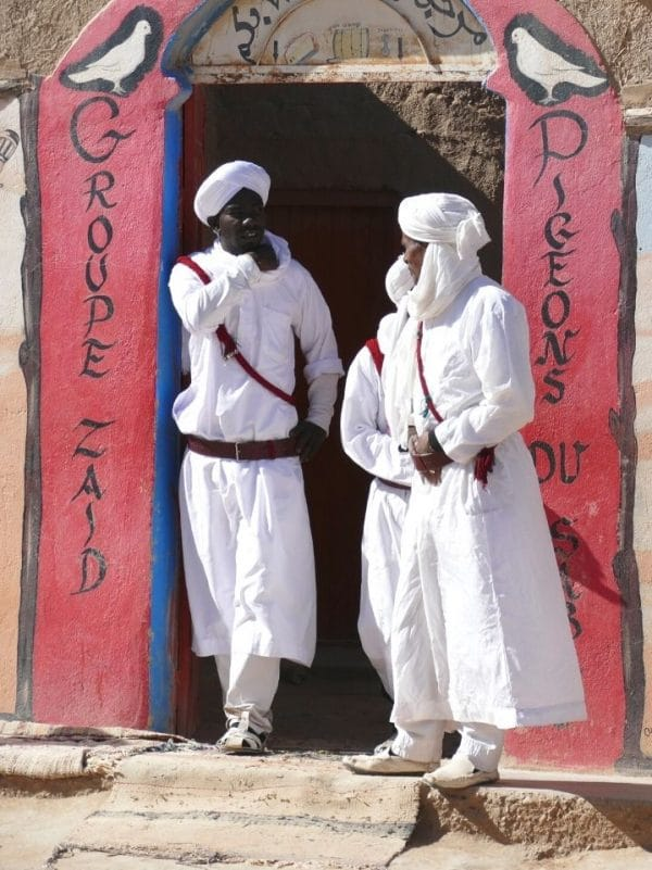 Khamlia Morocco