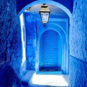 Marrakech to Fes via Casablanca + Chefchaouen