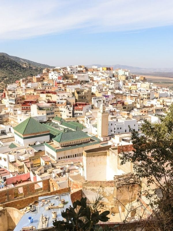 Moulay Idriss Morocco
