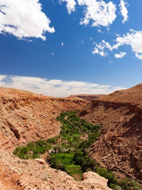 Ounila Valley Morocco