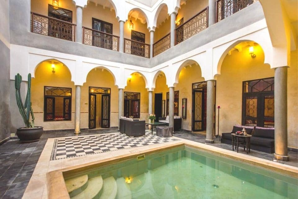 Standard Superior hotel in Marrakech