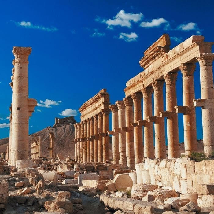 Syria Tour Packages