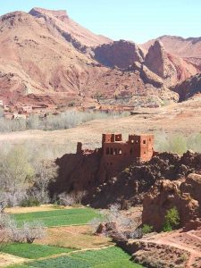 4 days from Marrakech to Fes desert tour and Ouarzazate 4 day Marrakech to Fes Desert Tour