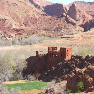 4-day Marrakech to Fes Desert Tour