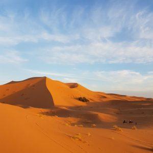 7-Day Backpacker Desert Tour in Morocco
