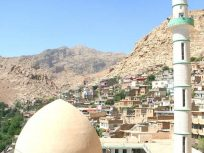 Akre day trip from Erbil in Iraq