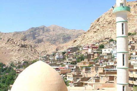 Akre day trip from Erbil in Iraq