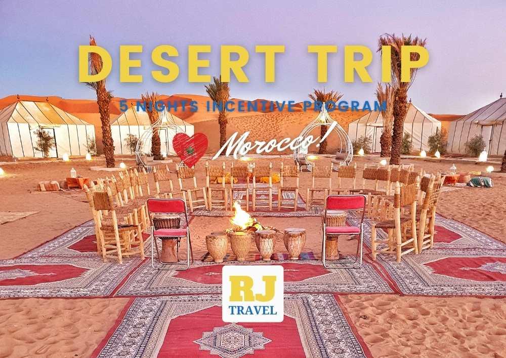 Morocco Tour Operator & DMC DMC Morocco 5 night Desert Program