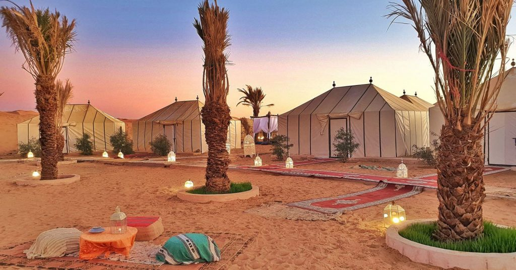 How to choose a desert tour in Morocco