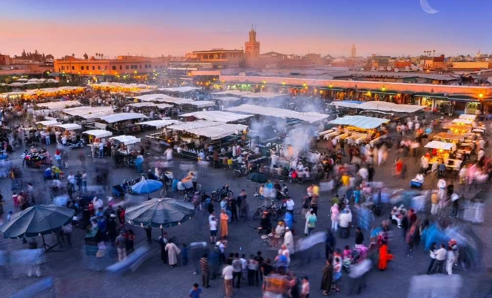 7 days Morocco itinerary - small group tour Marrakech Desert Tours