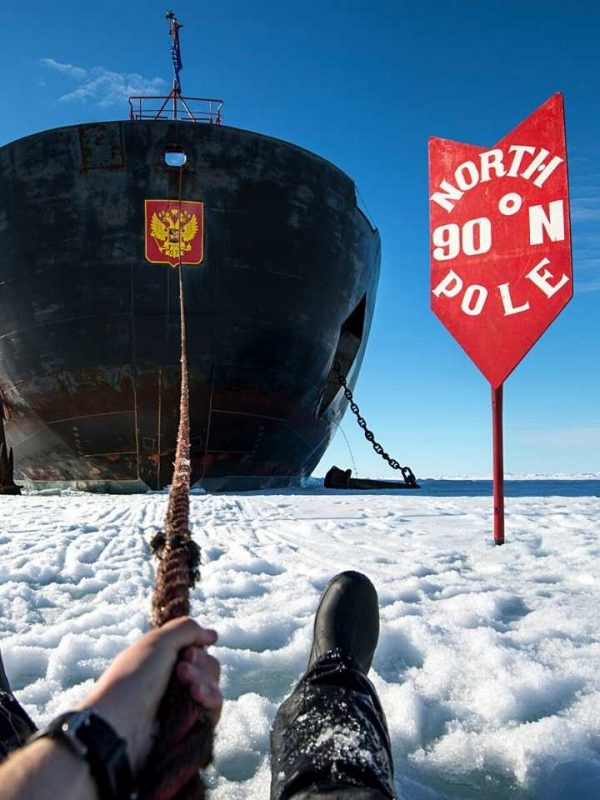 North Pole cruise