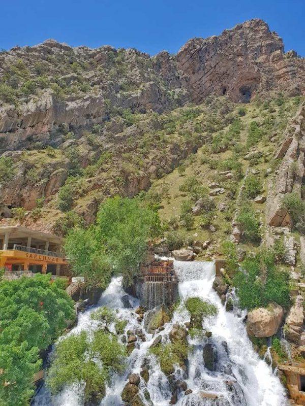 Rawanduz Canyon and Bekhal day trip from Erbil in Iraq Rawanduz Kurdistan Iraq 4