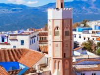 4 days tour from Casablanca to Chefchaouen, Fes and Marrakech