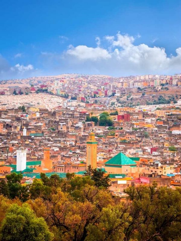 5 days tour from Casablanca to Fes, Marrakech and Chefchaouen
