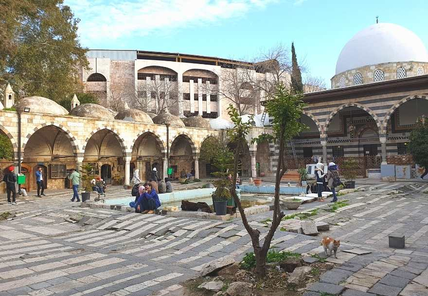 Afternoon Damascus City Tour