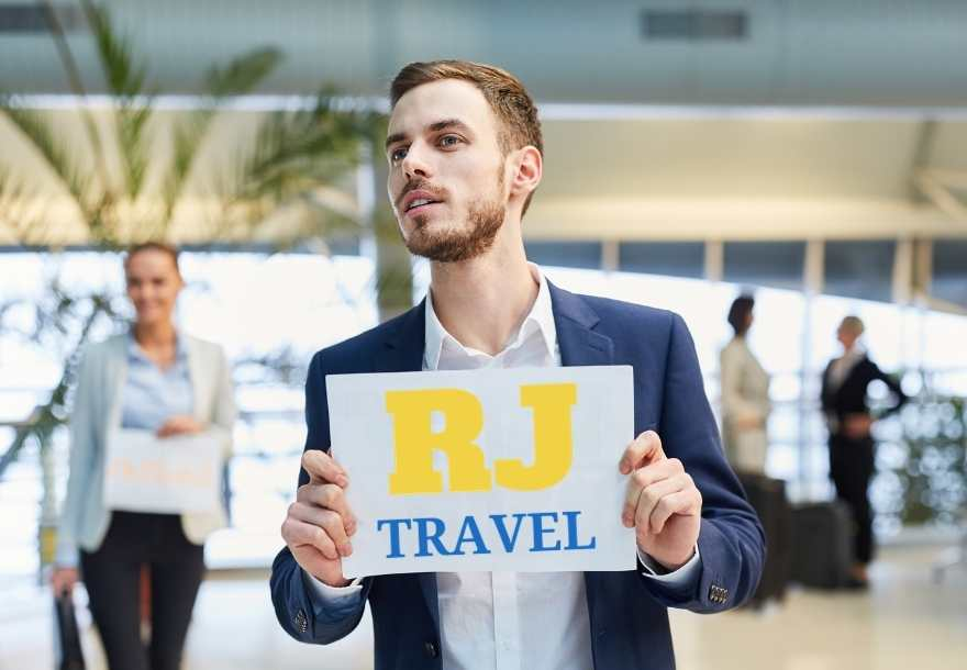 Aiport pick up RJ Travel