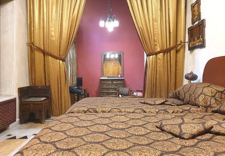 Beit Al Mamlouka in Damascus Beit Al Mamlouka in Damascus 1