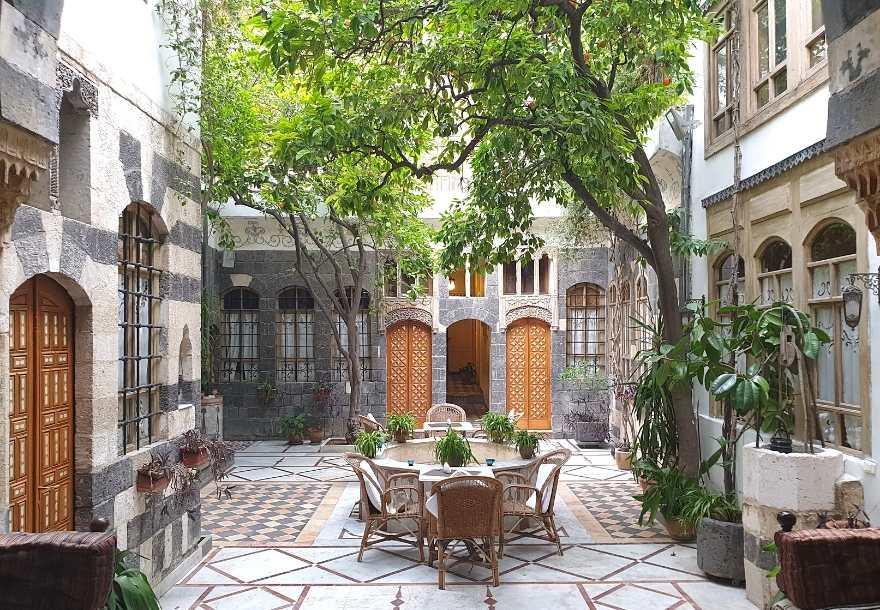 Beit Al Mamlouka in Damascus
