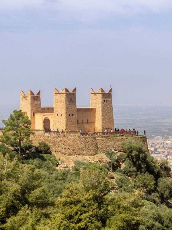 Beni Mellal Kasbah Morocco