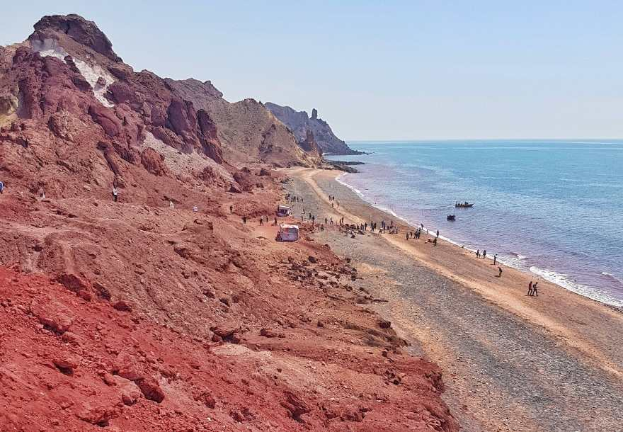 Hormuz Island Iran