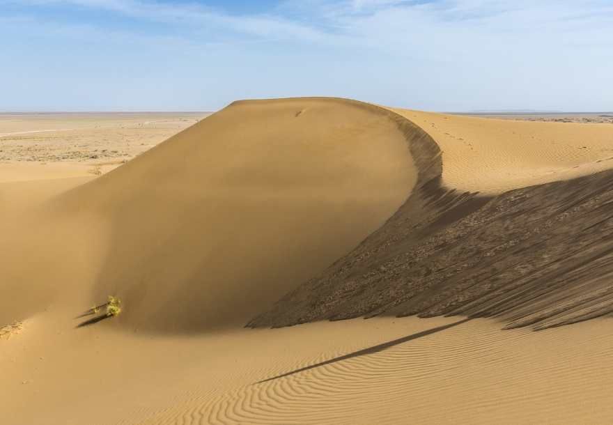 Maranjab desert Iran