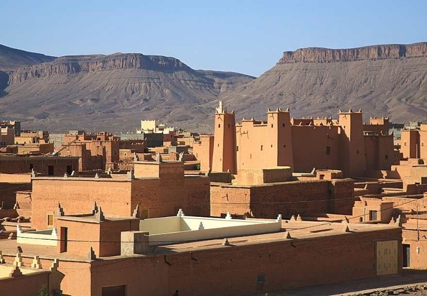 7 days Morocco itinerary - small group tour Nkob Morocco