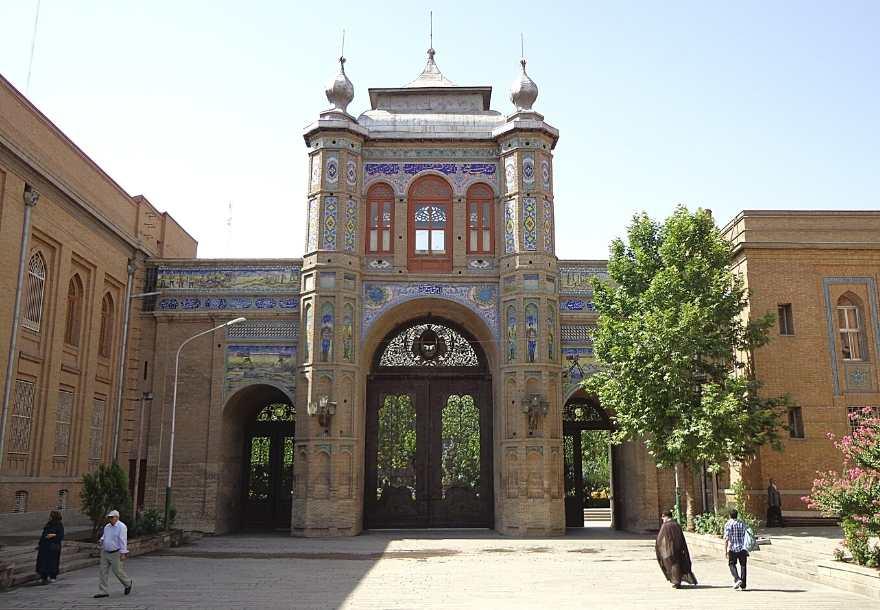 Sardar-e Bagh-e National Garden