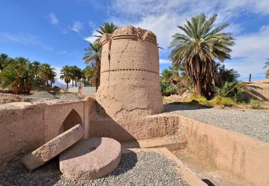 Shahdad Village