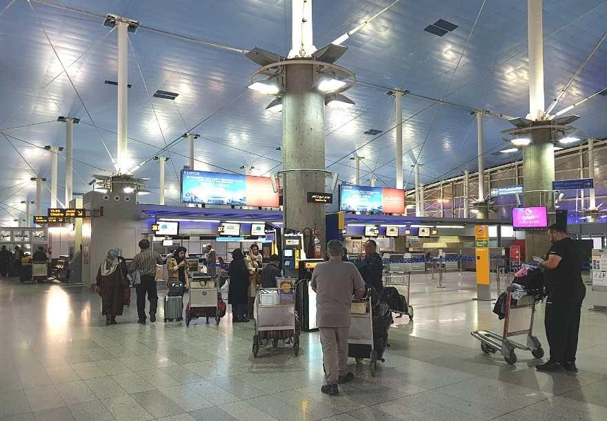 Tehran International Airport