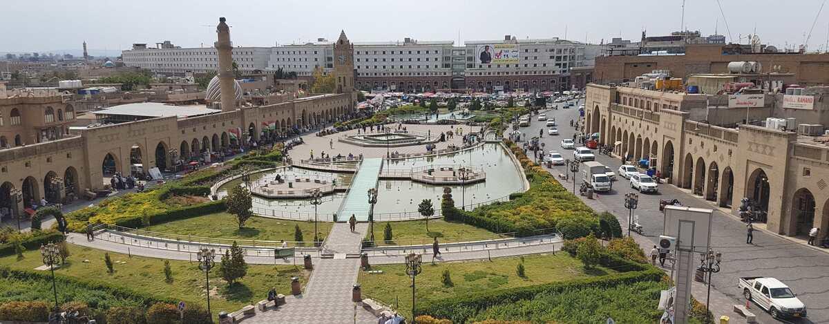 Tours in Iraq Erbil Iraq Tour