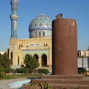 Tour visit Baghdad Iraq