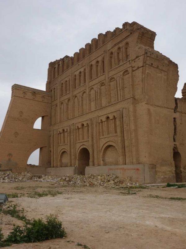 Tour visit Ctesiphon Iraq
