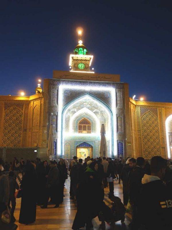 Tour visit Najaf Iraq