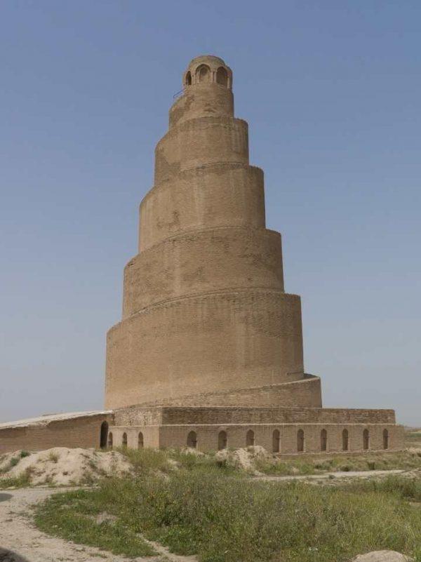 Tour visit Samarra Iraq